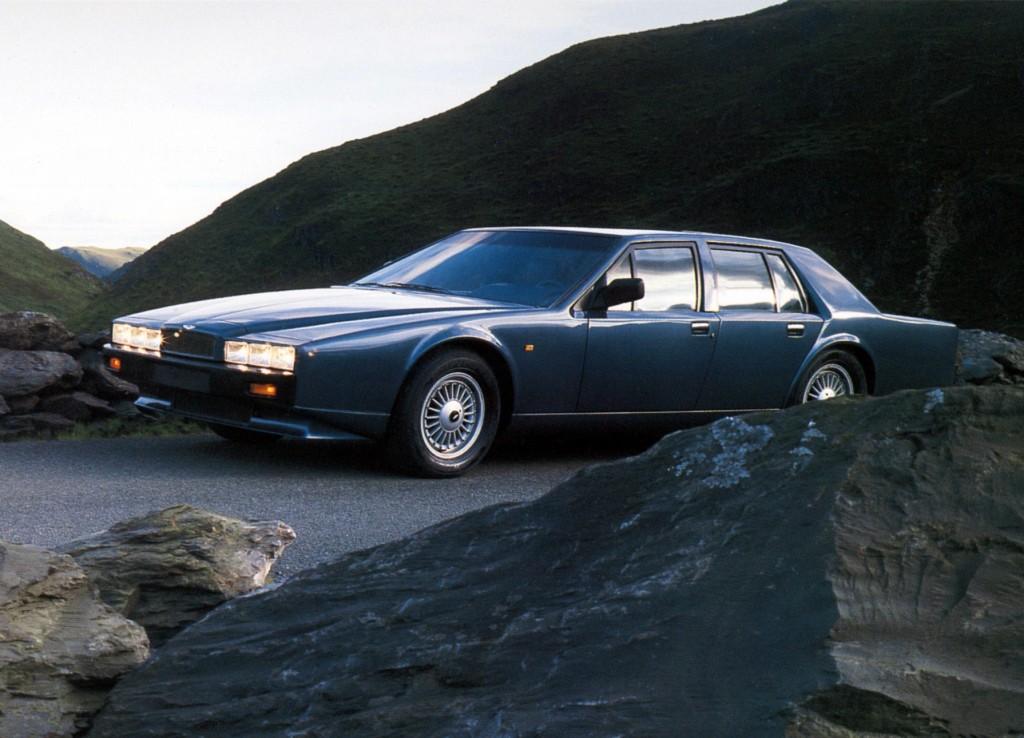 Aston Martin Lagonda Spezifikationen Fotos 1986 1987 1988 1989 Autoevolution In Deutscher Sprache
