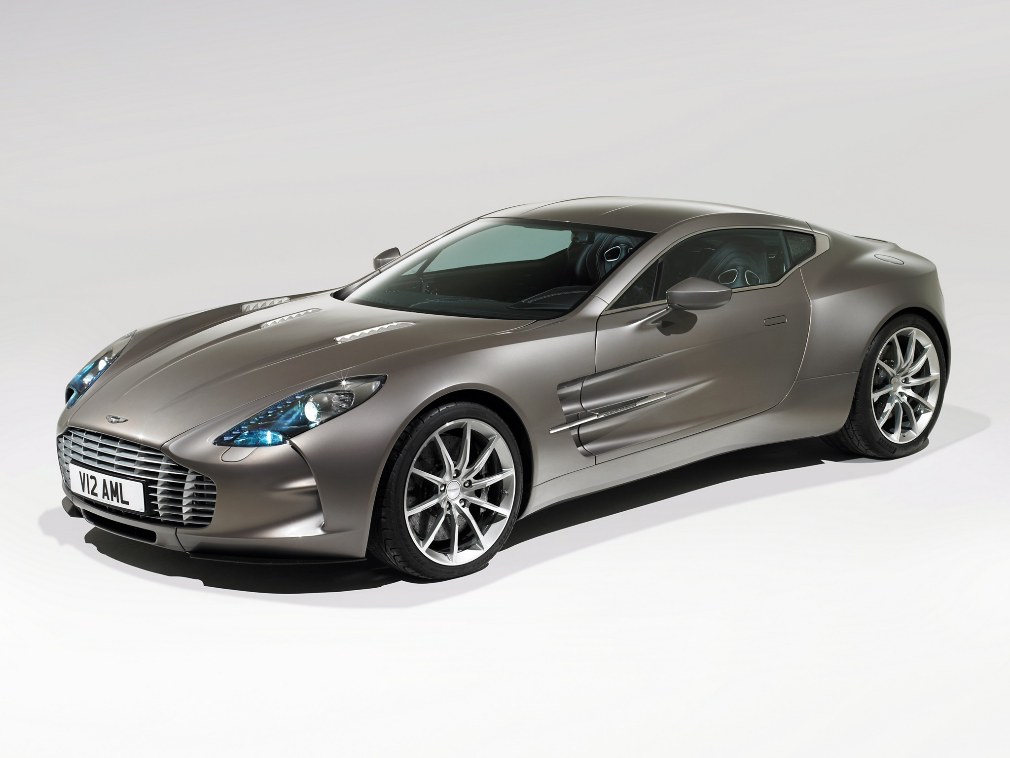 Aston Martin V12 Zagato >> ASTON MARTIN One-77 specs & photos - 2009, 2010, 2011 ...