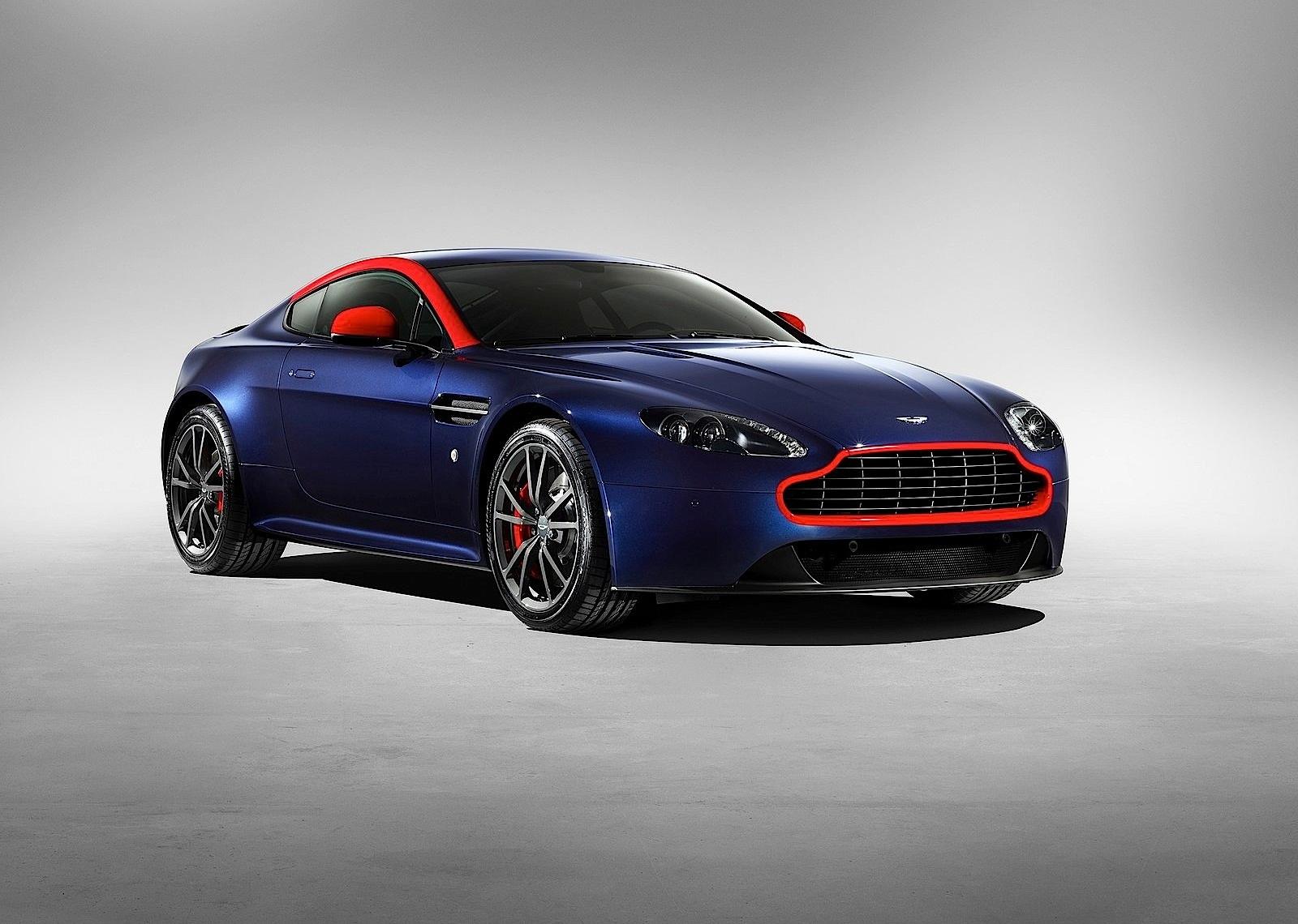 Aston Martin V8 Vantage N430 Specs Photos 2014 2015 2016 2017