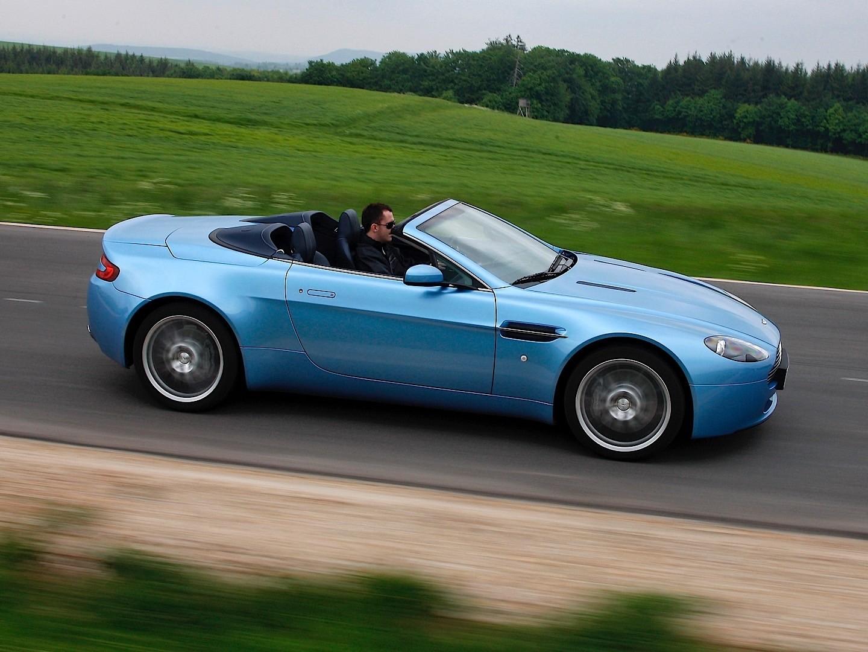 aston martin v8 vantage roadster specs - 2008, 2009, 2010, 2011