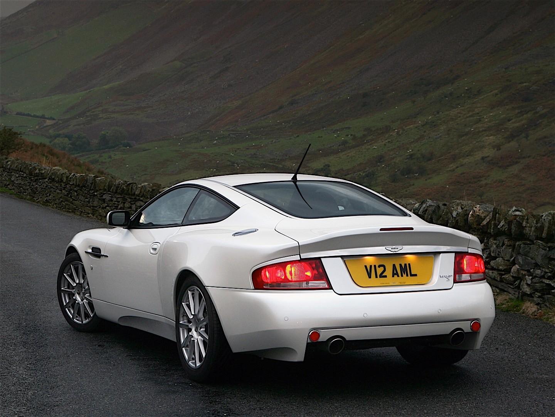 Aston Martin Vanquish S Spezifikationen Fotos 2004 2005 2006 2007 Autoevolution In Deutscher Sprache