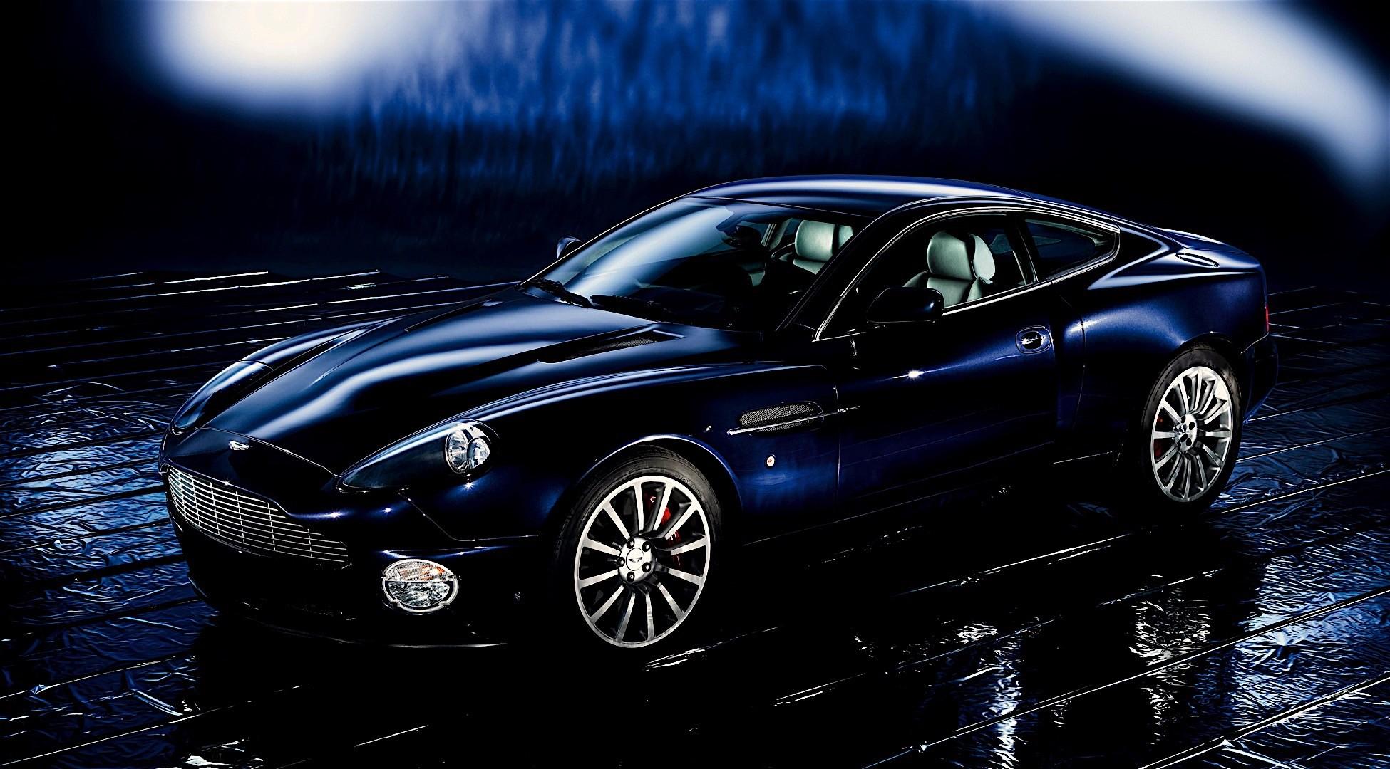 Aston Martin Vanquish S Specs 2004 2005 2006 2007