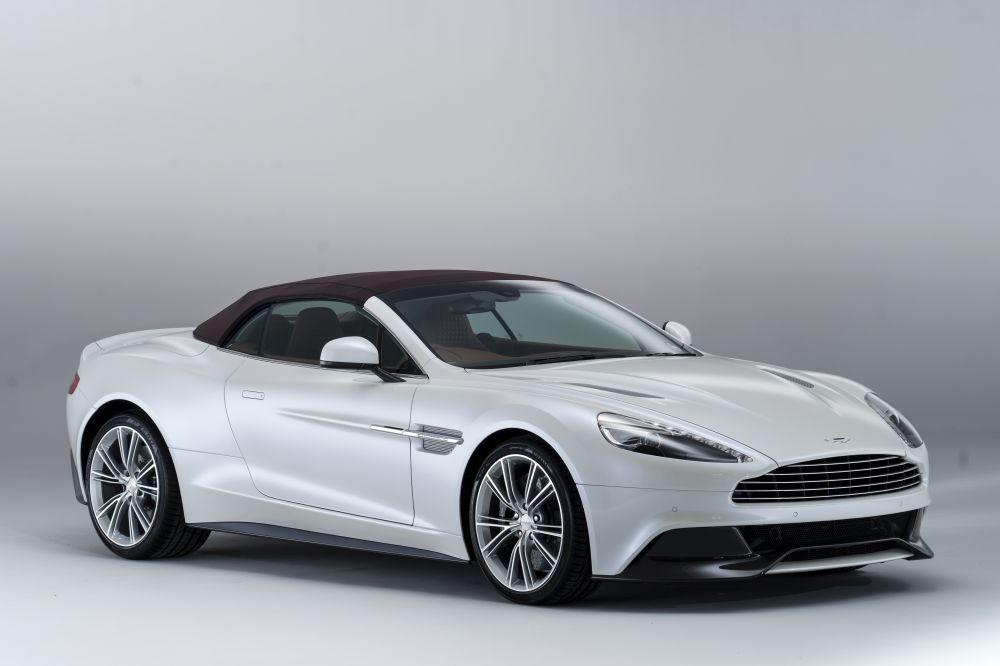 Aston Martin Vanquish Volante Specs Amp Photos 2013 2014