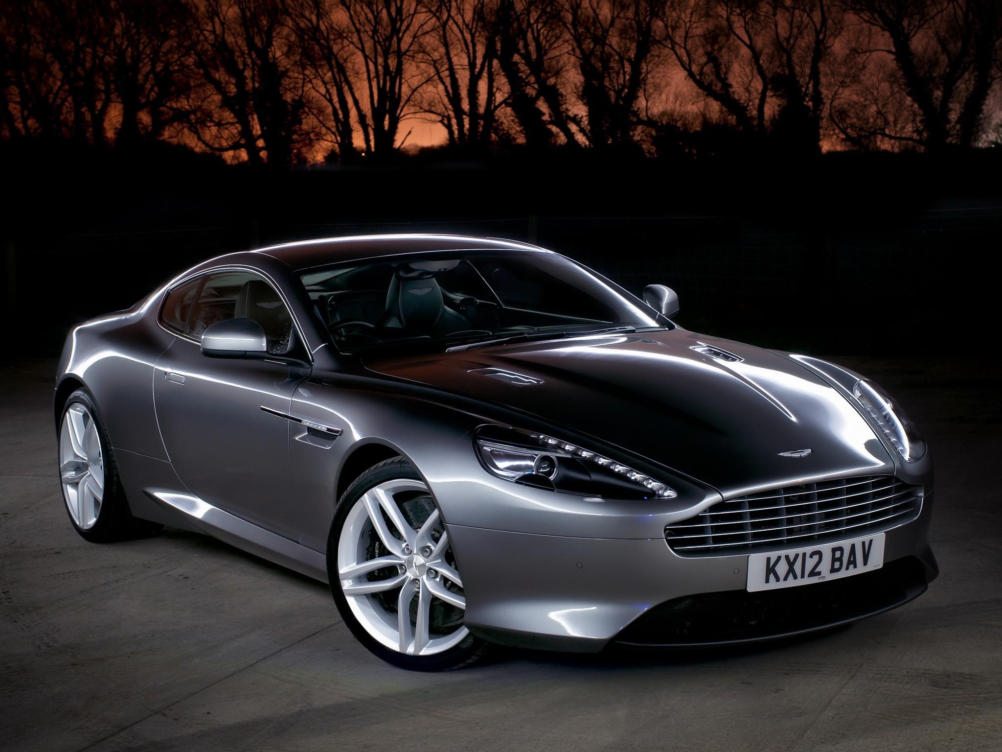 Aston Martin Virage - 2011  2012