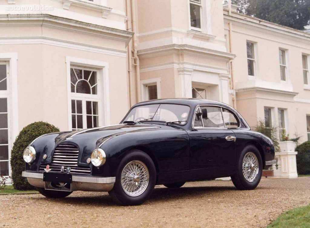 Aston martin db2 1950 1951 1952 1953 autoevolution