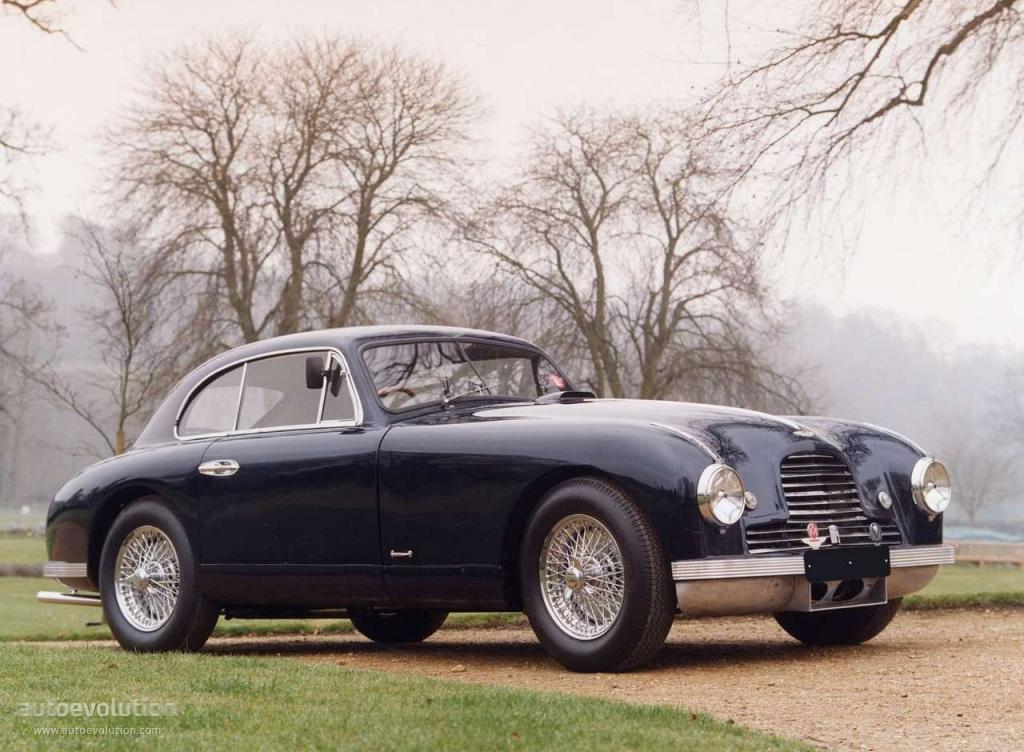 Aston Martin Db2 Specs Photos 1950 1951 1952 1953 Autoevolution