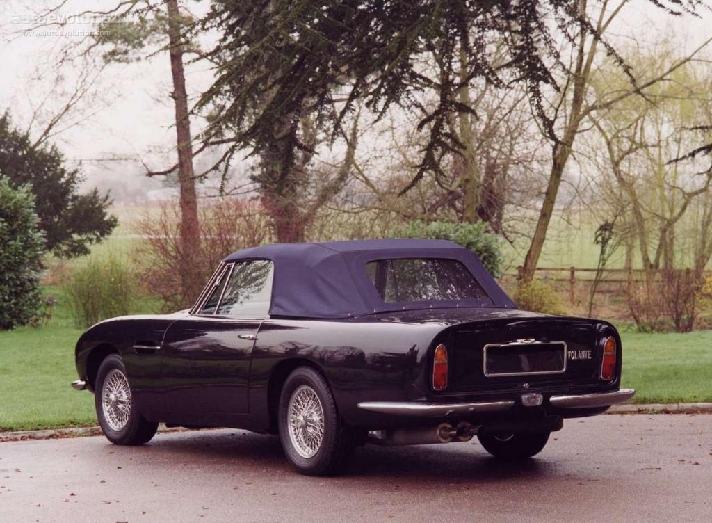 aston martin db6 volante specs 1965 1966 1967 1968 1969 1970 autoevolution. Black Bedroom Furniture Sets. Home Design Ideas