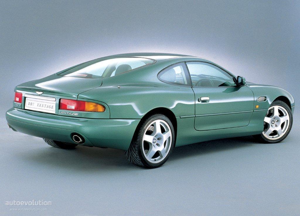 Aston Martin Db7 Vantage Specs Photos 1999 2000 2001 2002