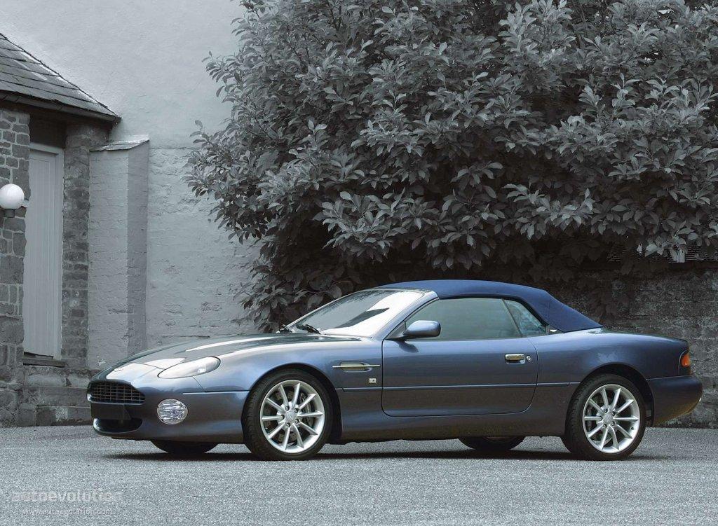 Aston Martin Db7 Vantage Volante Specs Photos 1999 2000 2001 2002 2003 Autoevolution