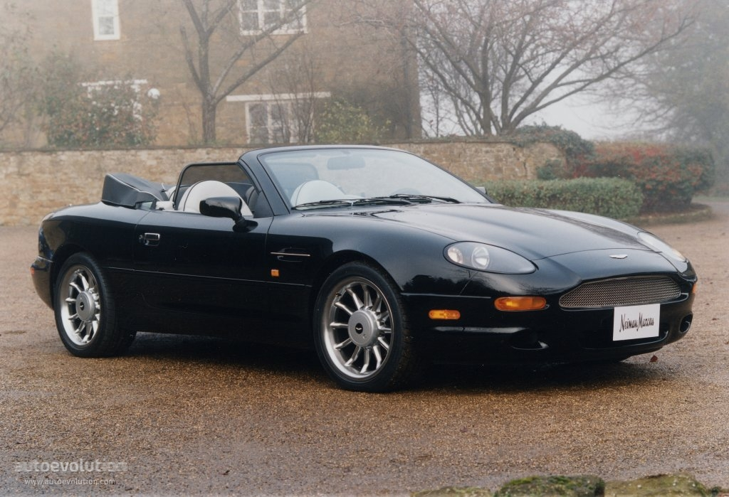 ASTON MARTIN DB Volante Specs Photos - 1998 aston martin db7