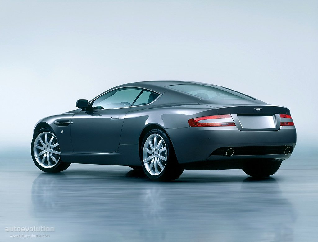 ASTON MARTIN DB8 Coupe Spezifikationen & Fotos - 8, 8 ... | 2004 aston martin db9