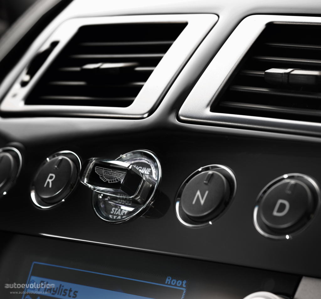 ASTON MARTIN DB9 Coupe Specs & Photos