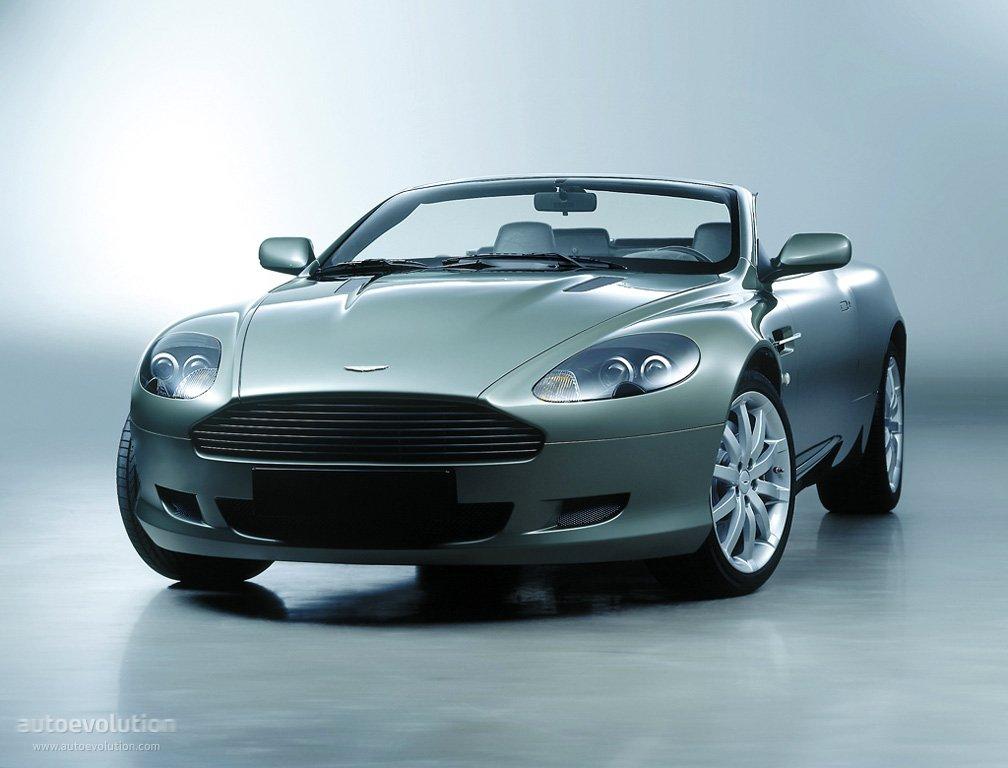 Aston Martin Db9 Volante Specs Photos 2004 2005 2006 2007 2008 2009 2010 Autoevolution