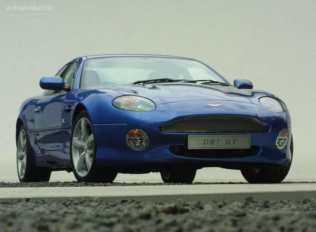 Aston Martin Db7 Gt - 2003  2004