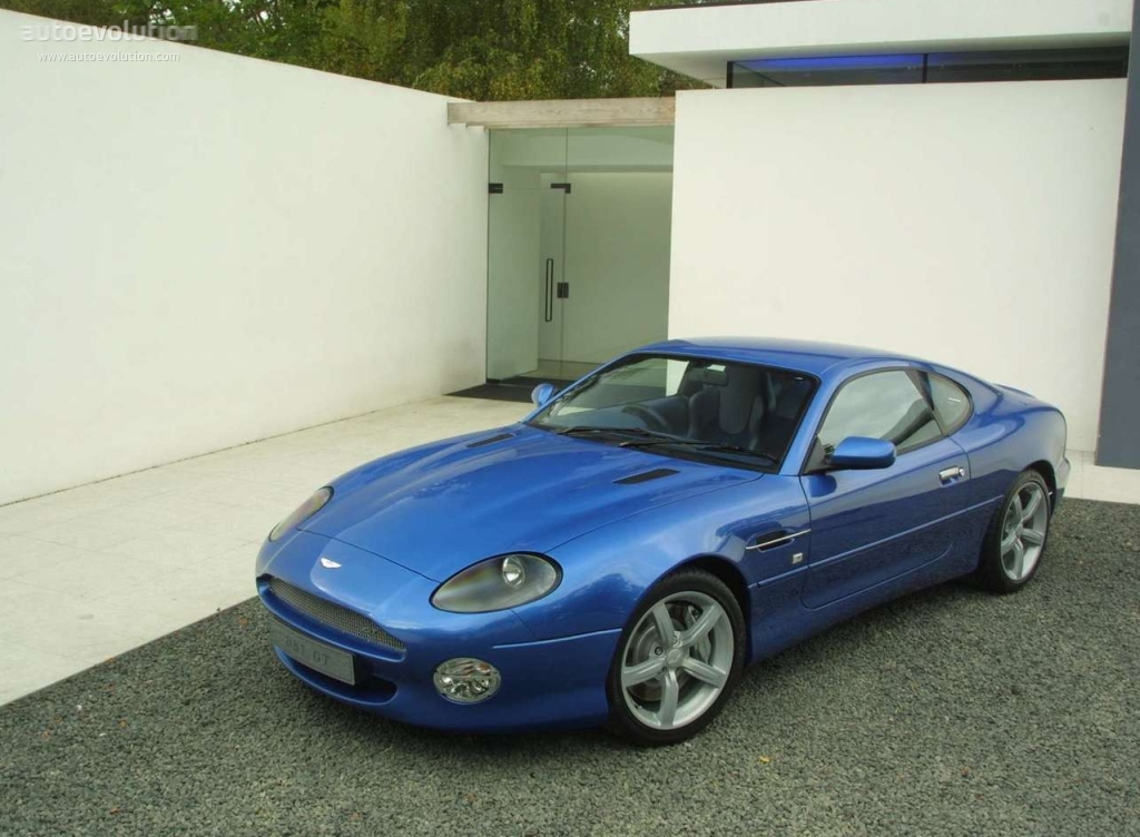 Aston Martin Db7 Gt Specs Photos 2003 2004 Autoevolution