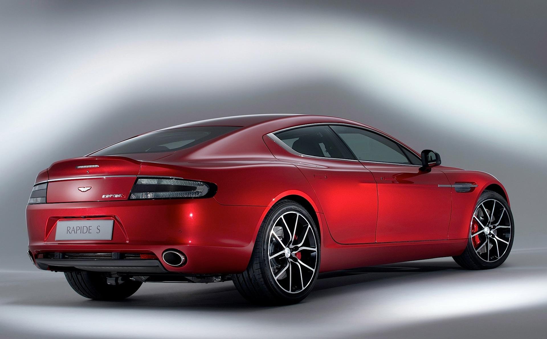 Aston Martin Rapide S Spezifikationen Fotos 2013 2014 2015 2016 2017 2018 Autoevolution In Deutscher Sprache