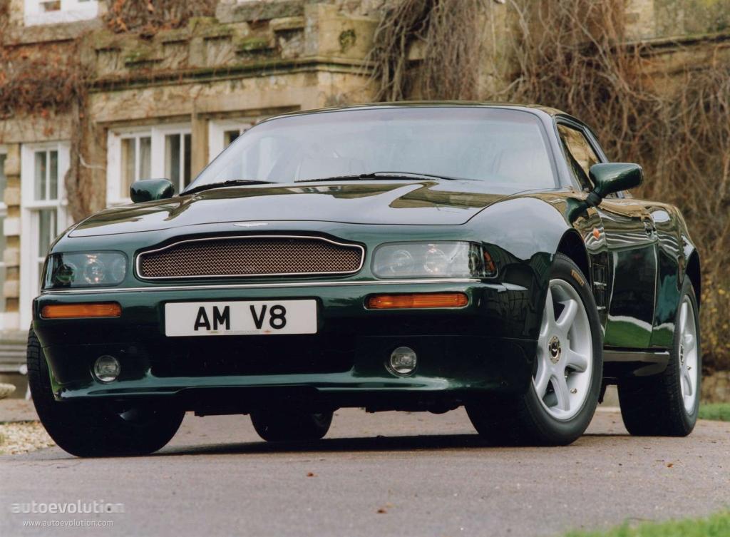 1996 Aston Martin V8 Coupe | Car Photos Catalog 2017