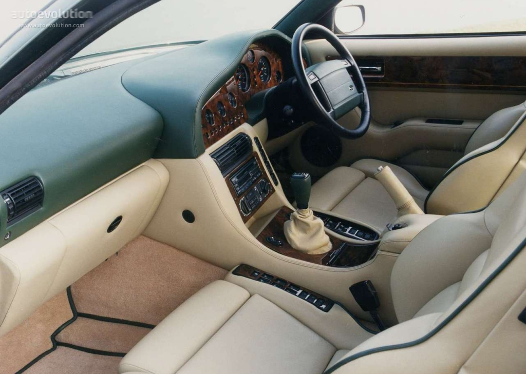 Aston Martin V8 Vantage Specs Photos 1993 1994 1995 1996