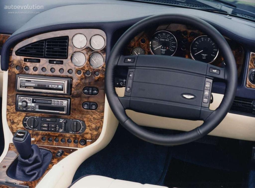 Astonmartinv Vantage on 1998 Lincoln Mark Viii Engine