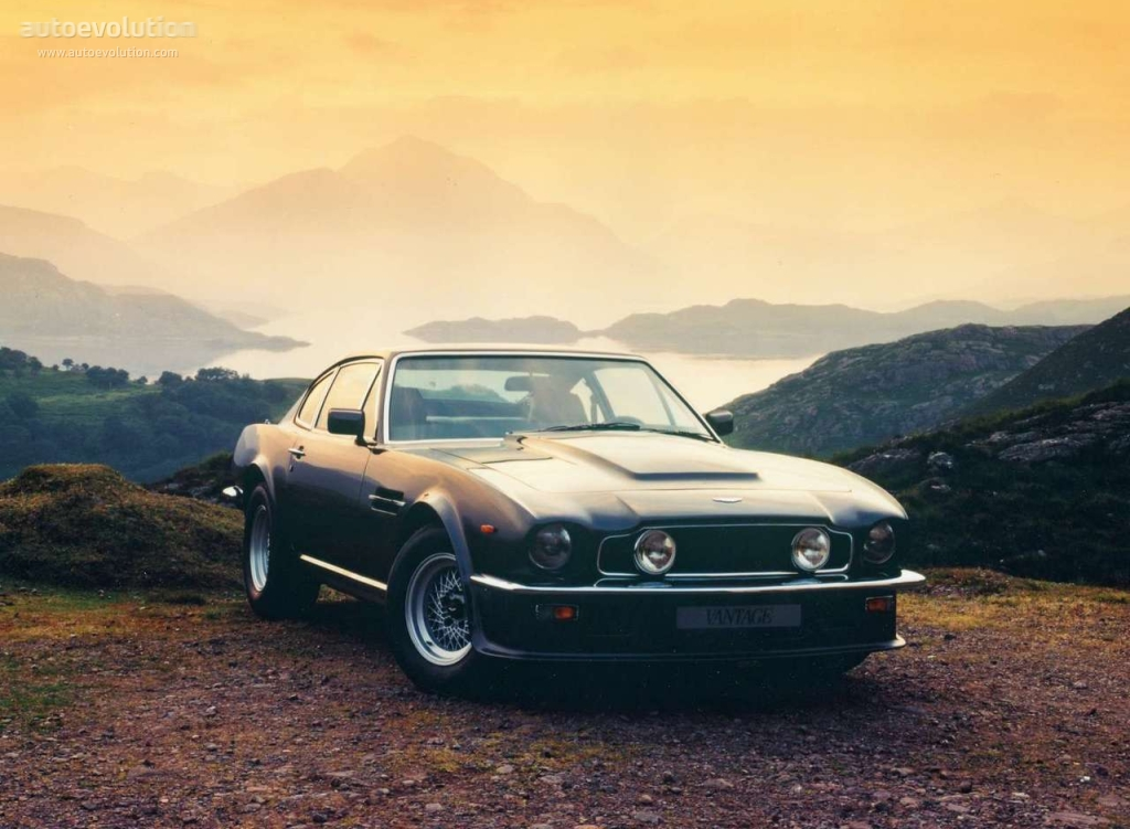 Aston Martin V8 Vantage Specs Photos 1977 1978 1979 1980 1981 1982 1983 1984 1985 1986 1987 1988 1989 Autoevolution