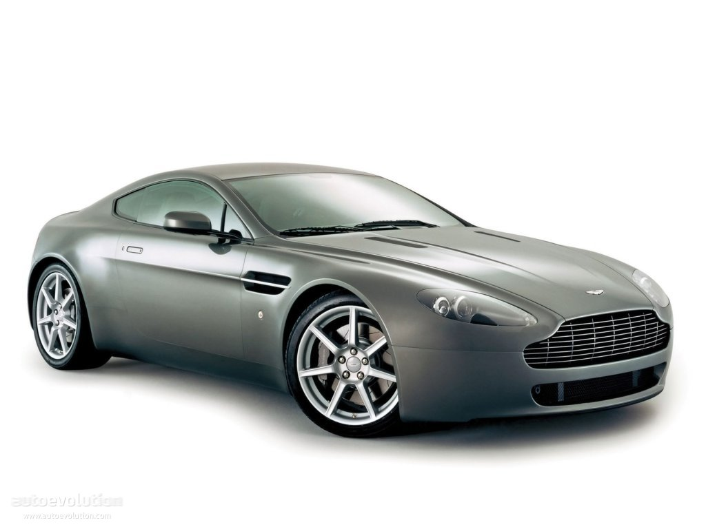 Aston Martin V8 Vantage Specs Photos 2005 2006 2007 2008 Autoevolution