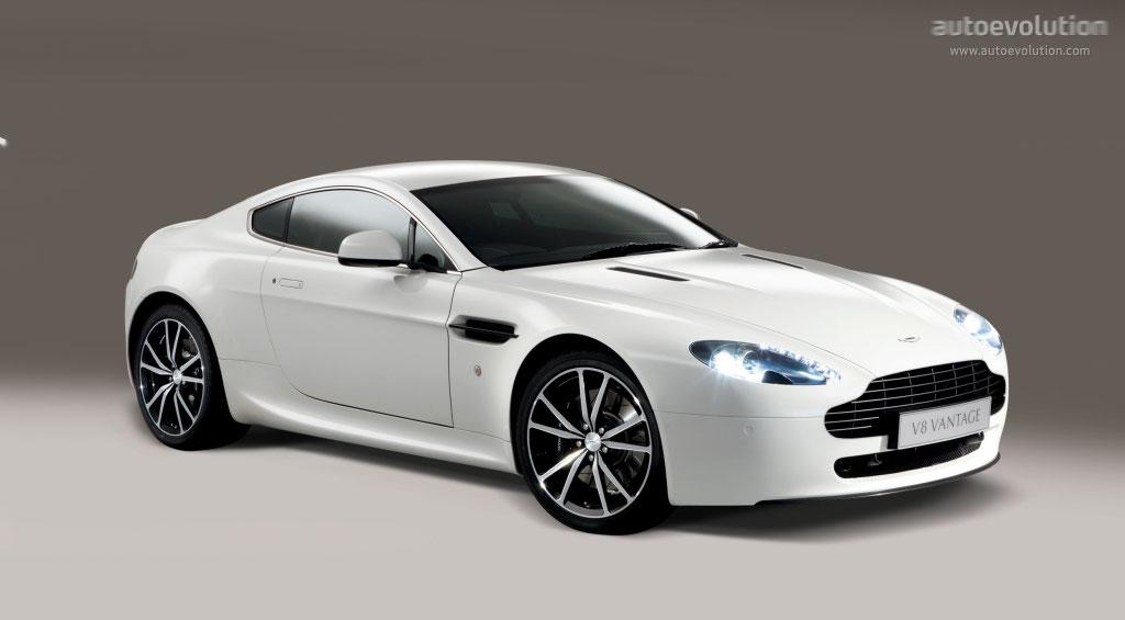 Aston Martin V8 Vantage N420 Specs Photos 2010 2011 2012 2013 2014 Autoevolution