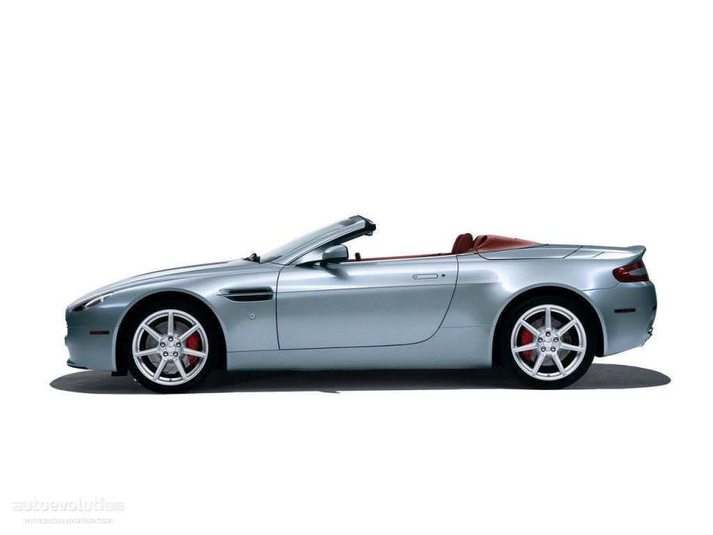 aston martin v8 vantage roadster specs 2006 2007 2008 autoevolution. Black Bedroom Furniture Sets. Home Design Ideas