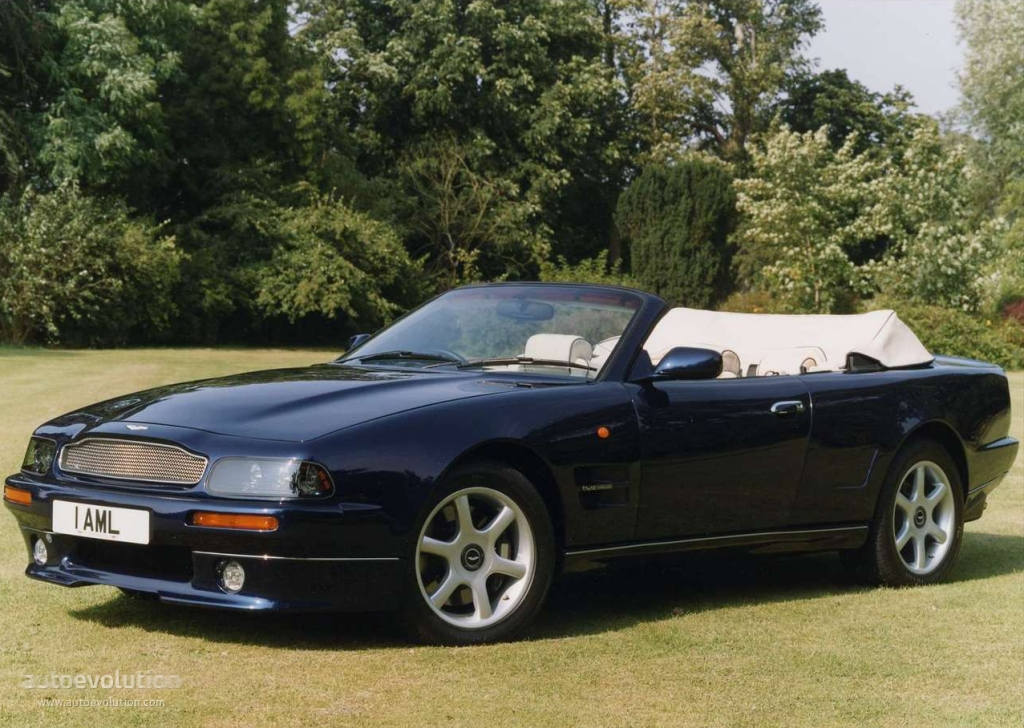 aston martin v8 vantage volante lwb 1999 autoevolution. Black Bedroom Furniture Sets. Home Design Ideas