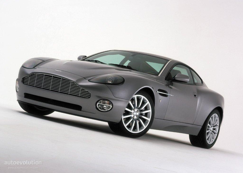 Aston Martin Vanquish Spezifikationen Fotos 2001 2002 2003 2004 2005 2006 Autoevolution In Deutscher Sprache