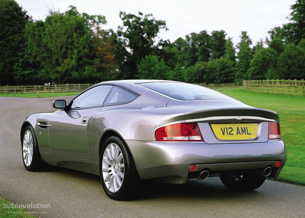 Aston Martin Second Hand >> ASTON MARTIN Vanquish specs & photos - 2001, 2002, 2003, 2004, 2005, 2006 - autoevolution