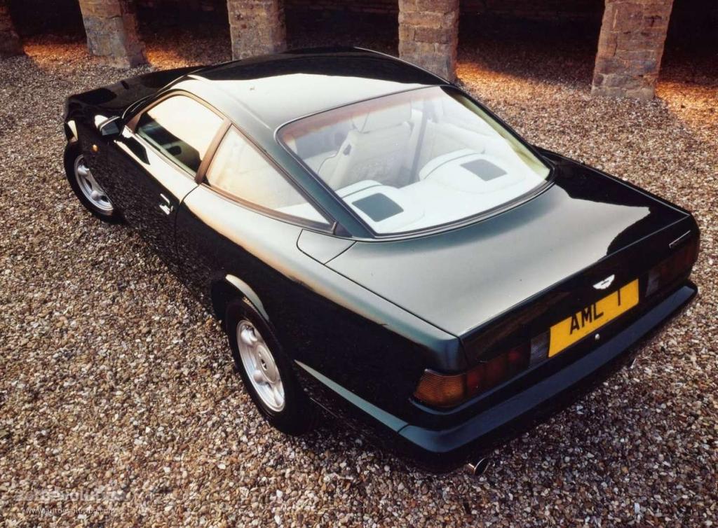 Aston Martin Virage Coupe Specs Photos 1988 1989 1990 1991