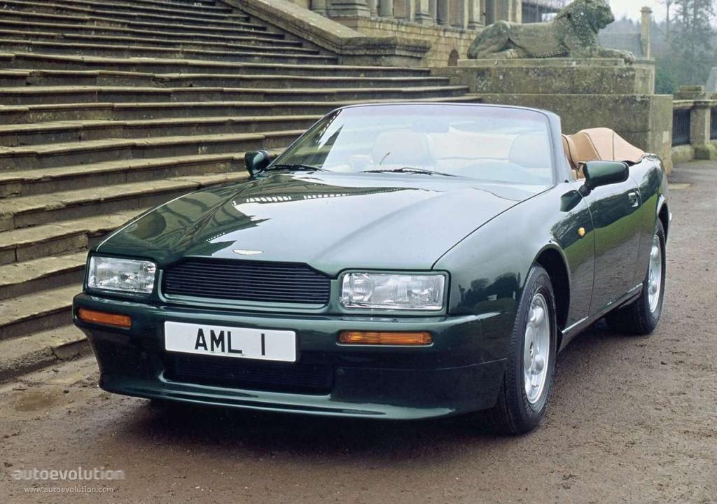 DB7 1994-1999 and DB7 Volante 1996-1999 Parts - Aston Martin