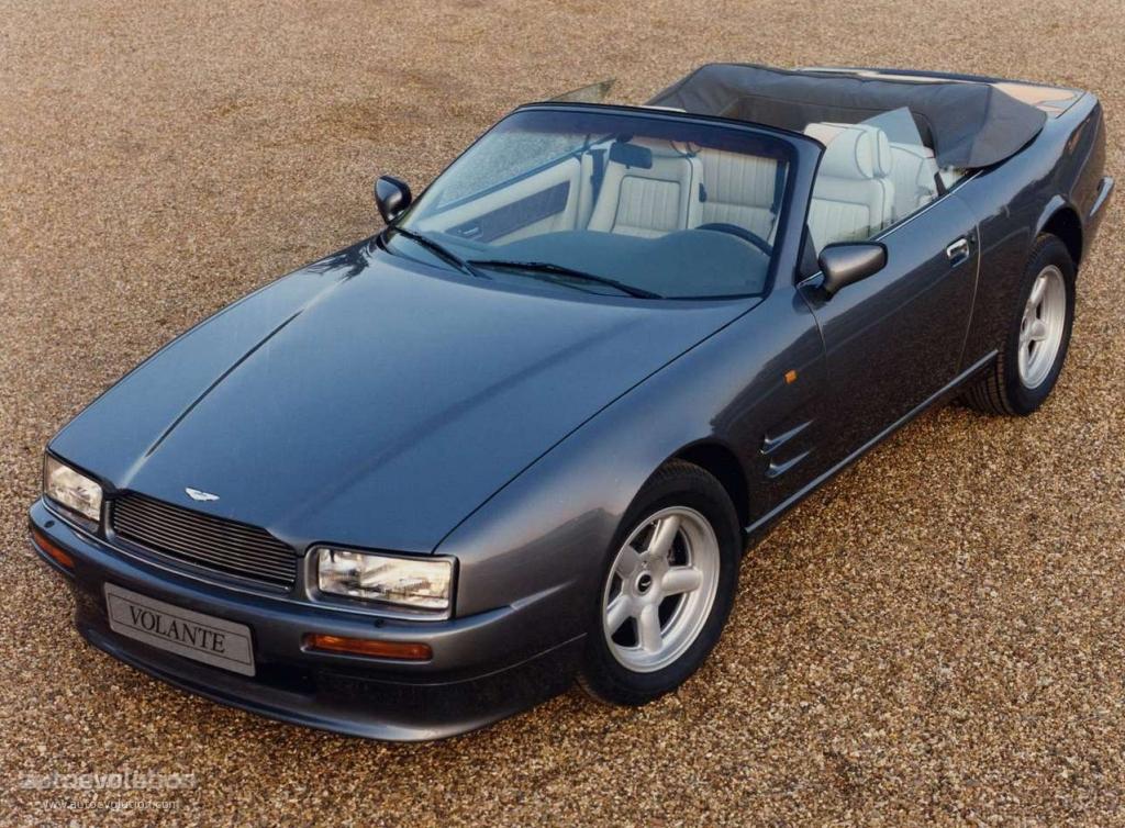 Aston Martin Virage Volante Specs Photos 1992 1993 1994 1995