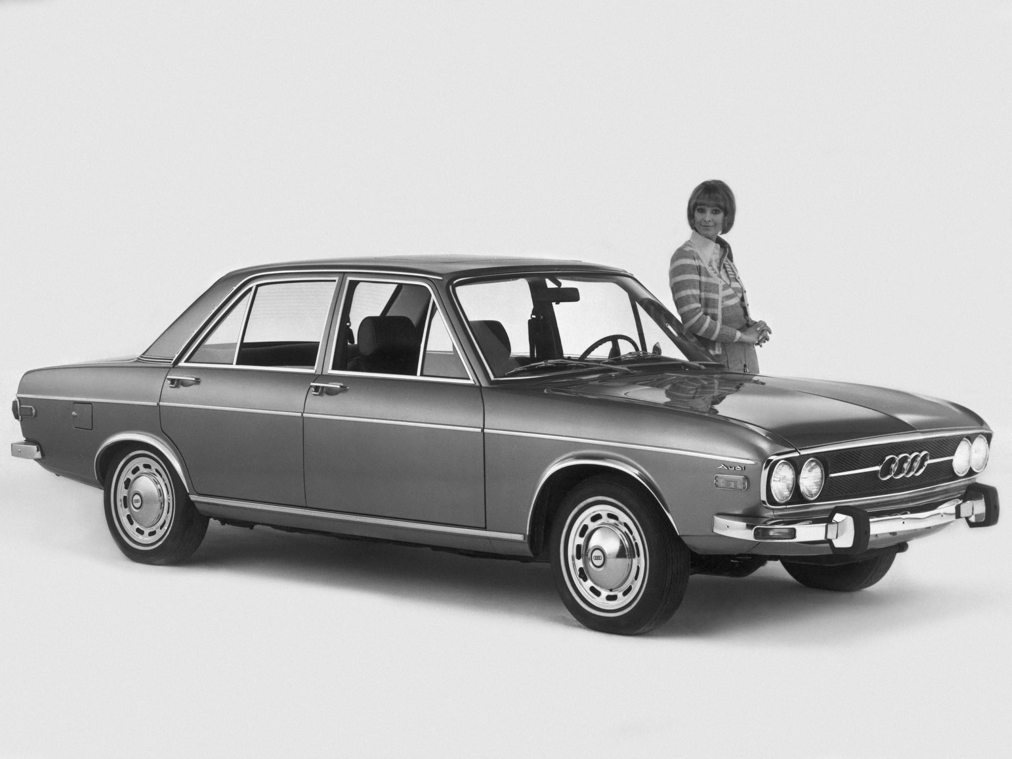 AUDI 100 (C1) specs & photos - 1968, 1969, 1970, 1971 ...