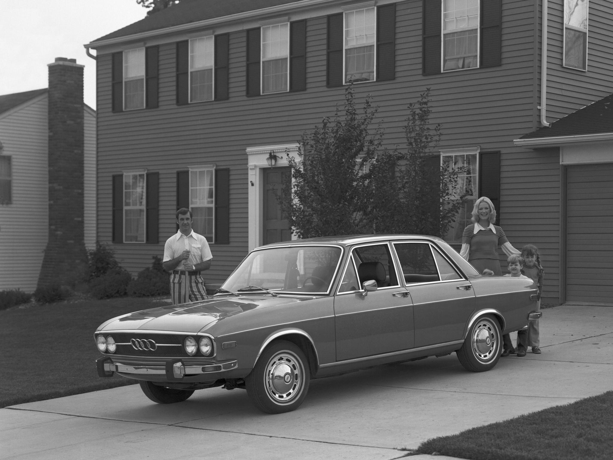 AUDI 100 (C1) - 1968, 1969, 1970, 1971, 1972, 1973, 1974, 1975, 1976 - autoevolution