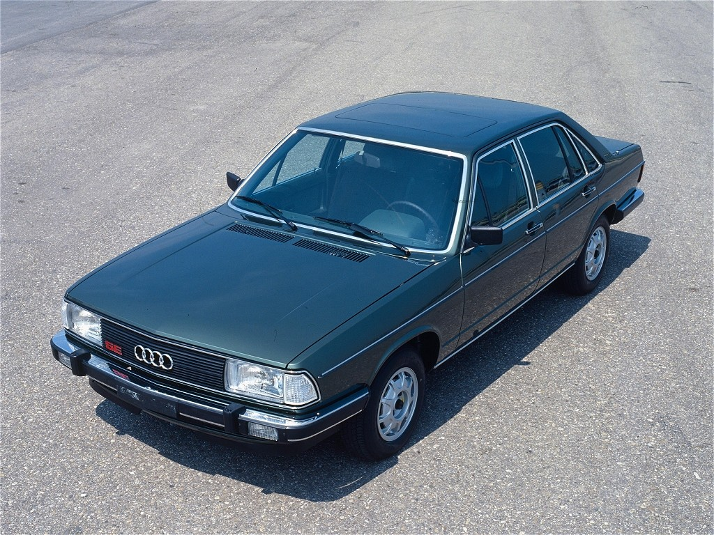 Audi C on Inline 4 Cylinder Engine Model