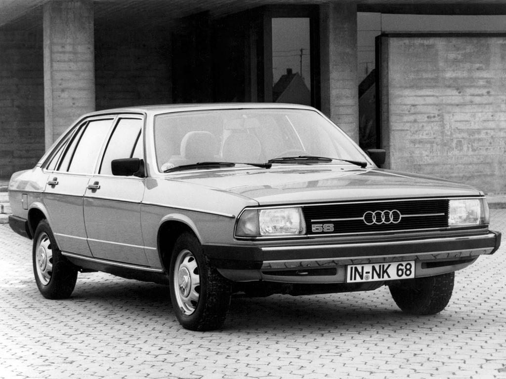 Audi C on 4 Cylinder Diesel Engines