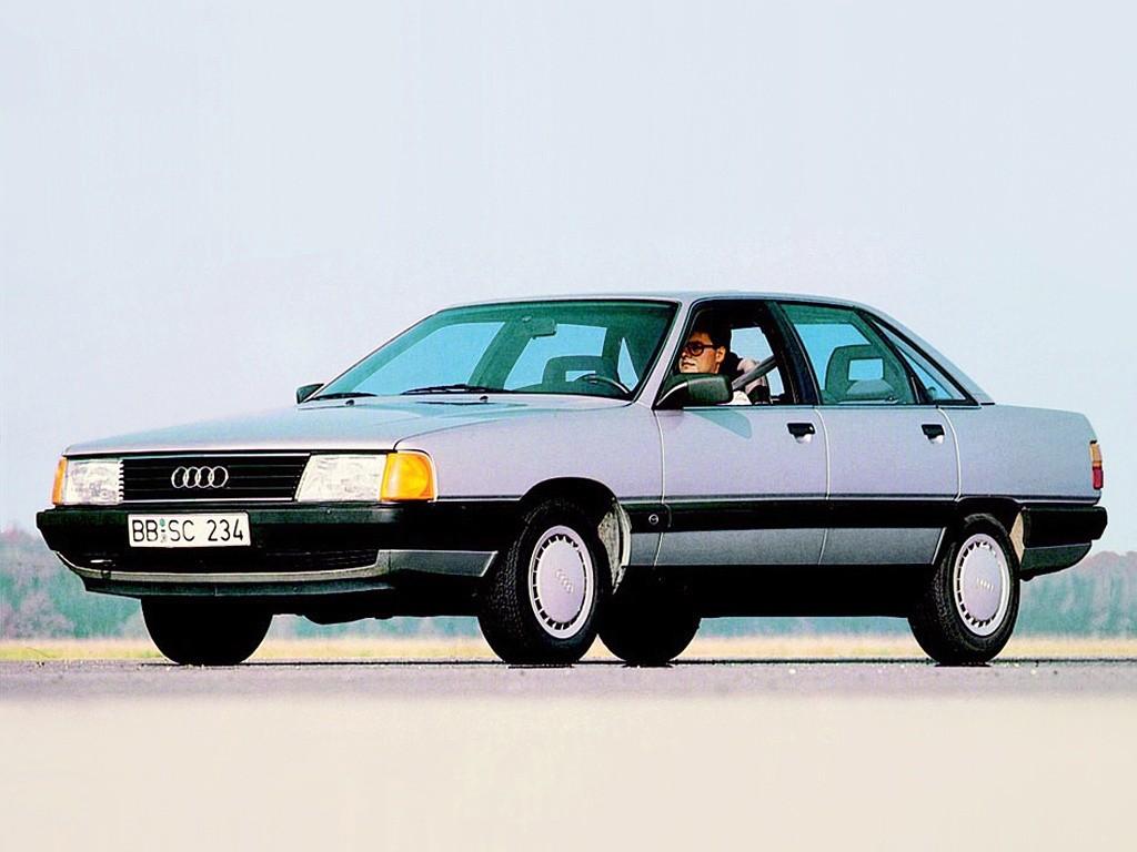 AUDI 100 (C3) specs & photos - 1982, 1983, 1984, 1985 ...