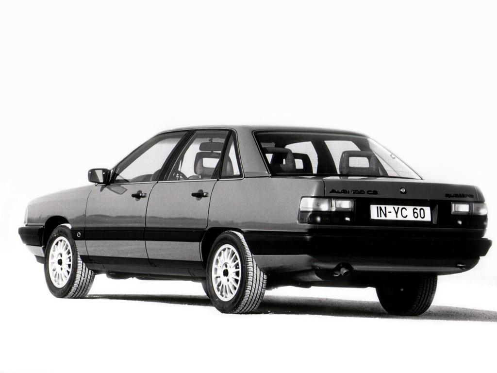 ... AUDI 100 (C3) (1982 - 1991) ...