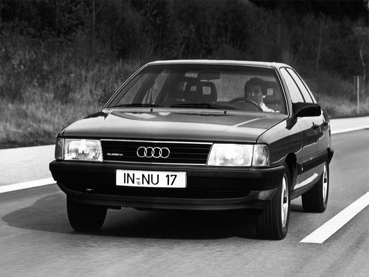 AUDI 100 (C3) specs - 1982, 1983, 1984, 1985, 1986, 1987, 1988, 1989, 1990, 1991 - autoevolution