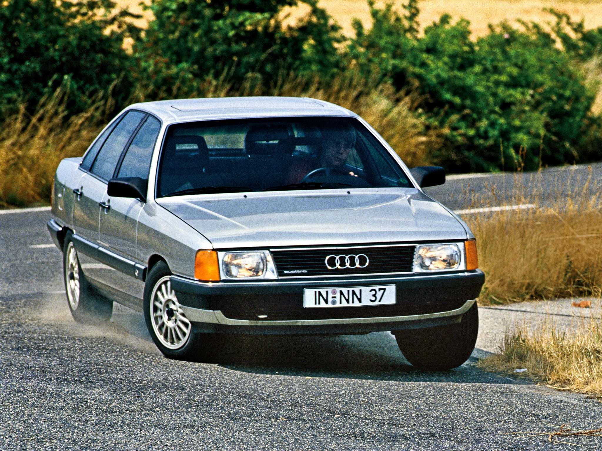Audi quattro 1985 for sale uk