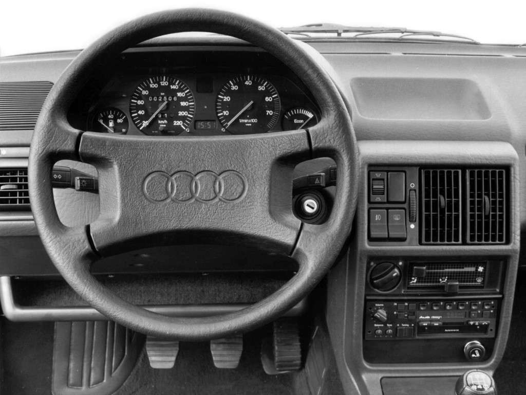 Audi 100 c3 specs 1982 1983 1984 1985 1986 1987 for Audi 80 interieur