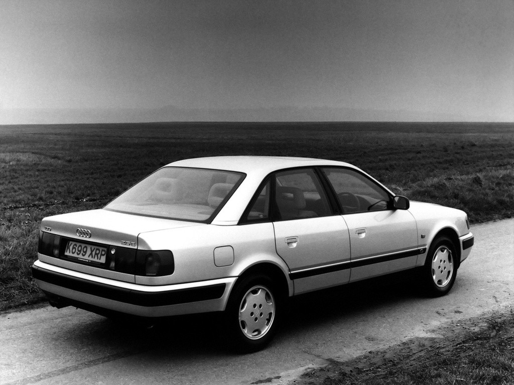 AUDI 100 (C4) specs & photos - 1991, 1992, 1993, 1994 - autoevolution