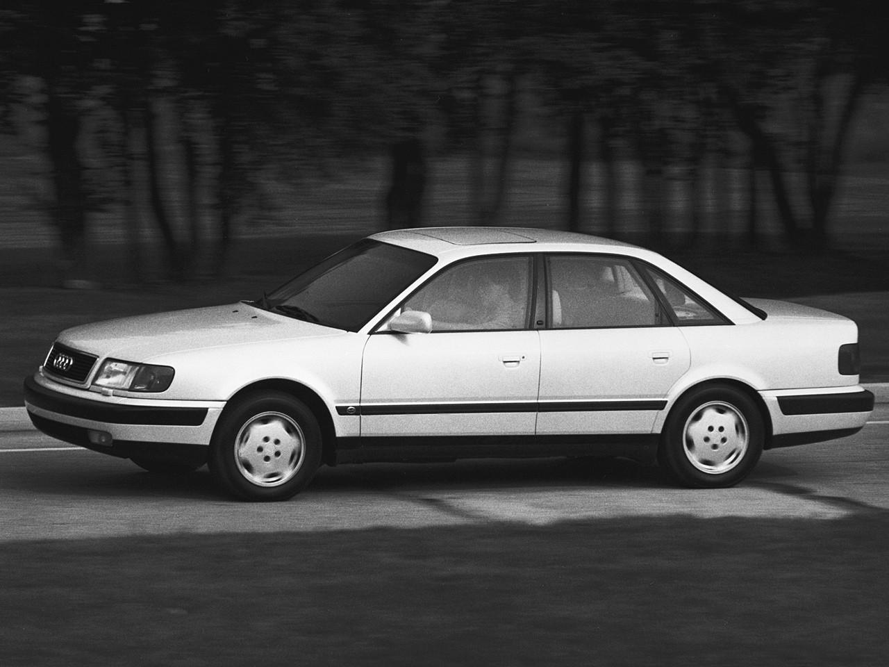 Audi 100 C4 Specs Amp Photos 1991 1992 1993 1994
