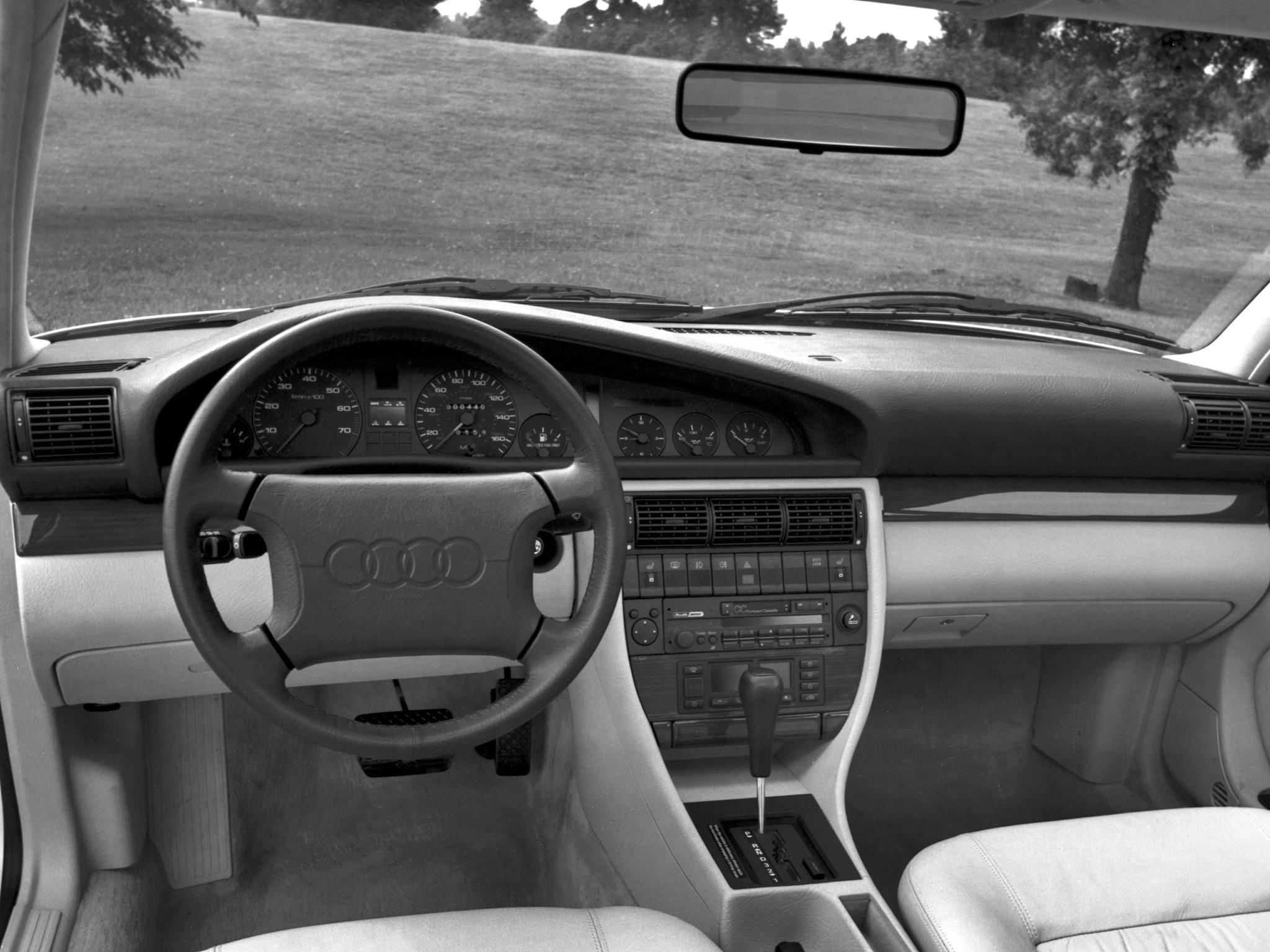 Audi 100 C4 Specs 1991 1992 1993 1994 Autoevolution
