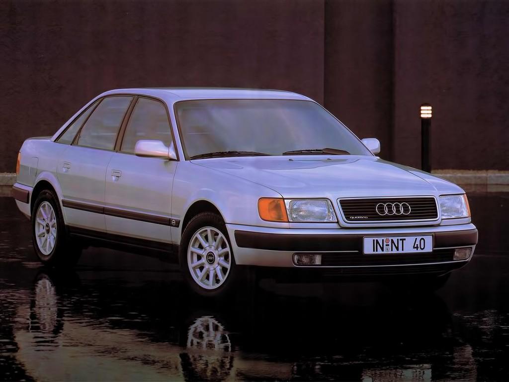 AUDI 100 (C4) specs - 1991, 1992, 1993, 1994 - autoevolution