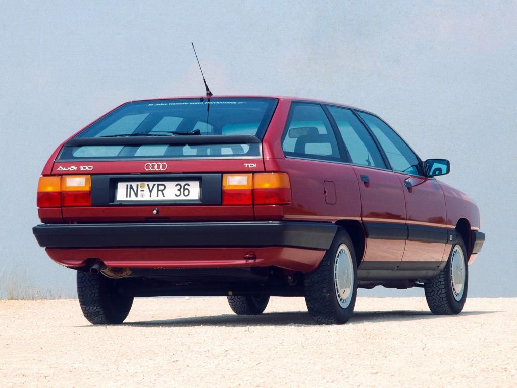 AUDI 100 Avant (C3) specs & photos - 1983, 1984, 1985 ...