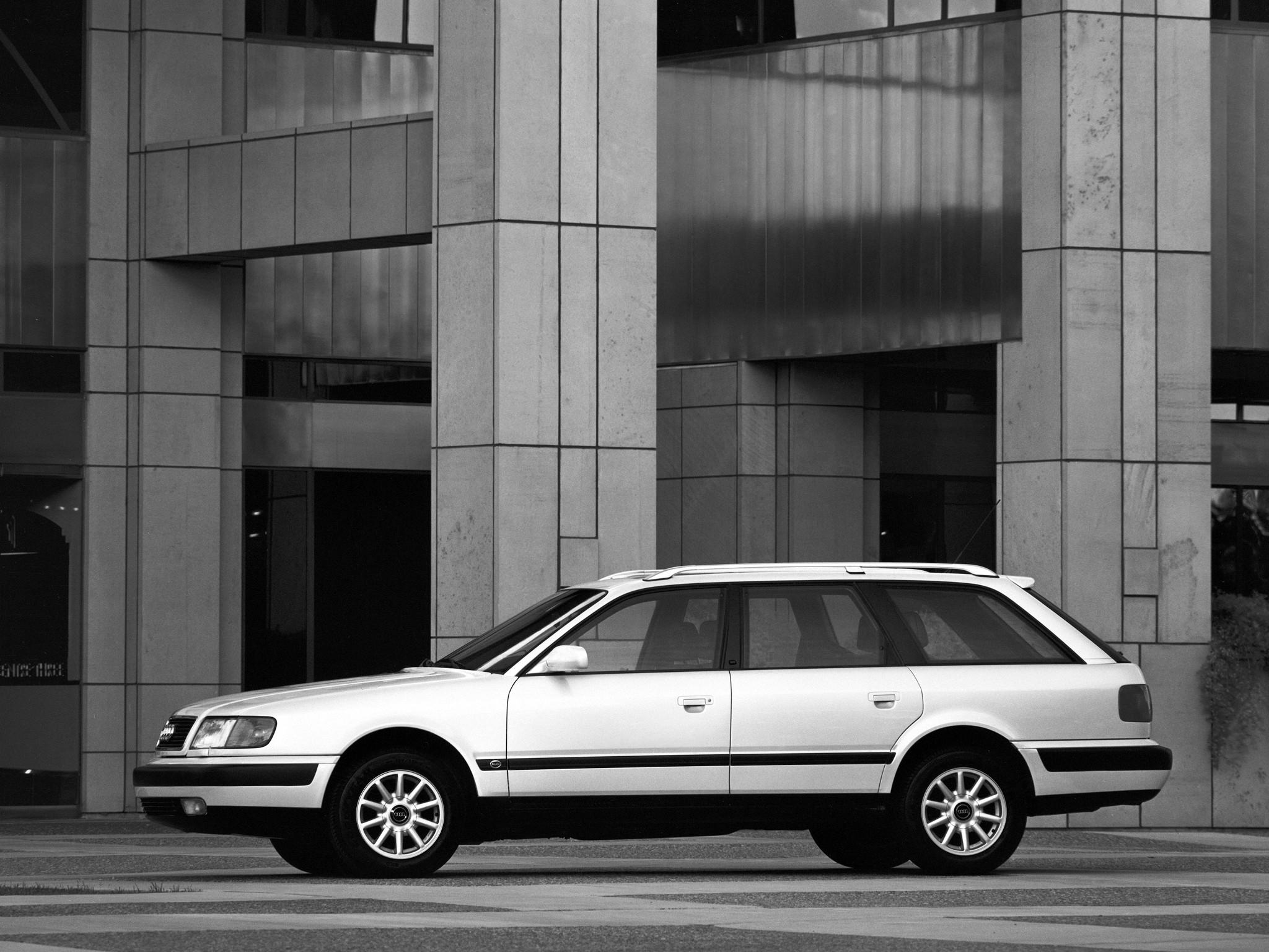 AUDI 100 Avant (C4) specs & photos - 1991, 1992, 1993 ...
