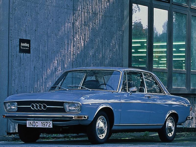 Audi 100 Coupe Specs 1969 1970 1971 1972 1973 1974