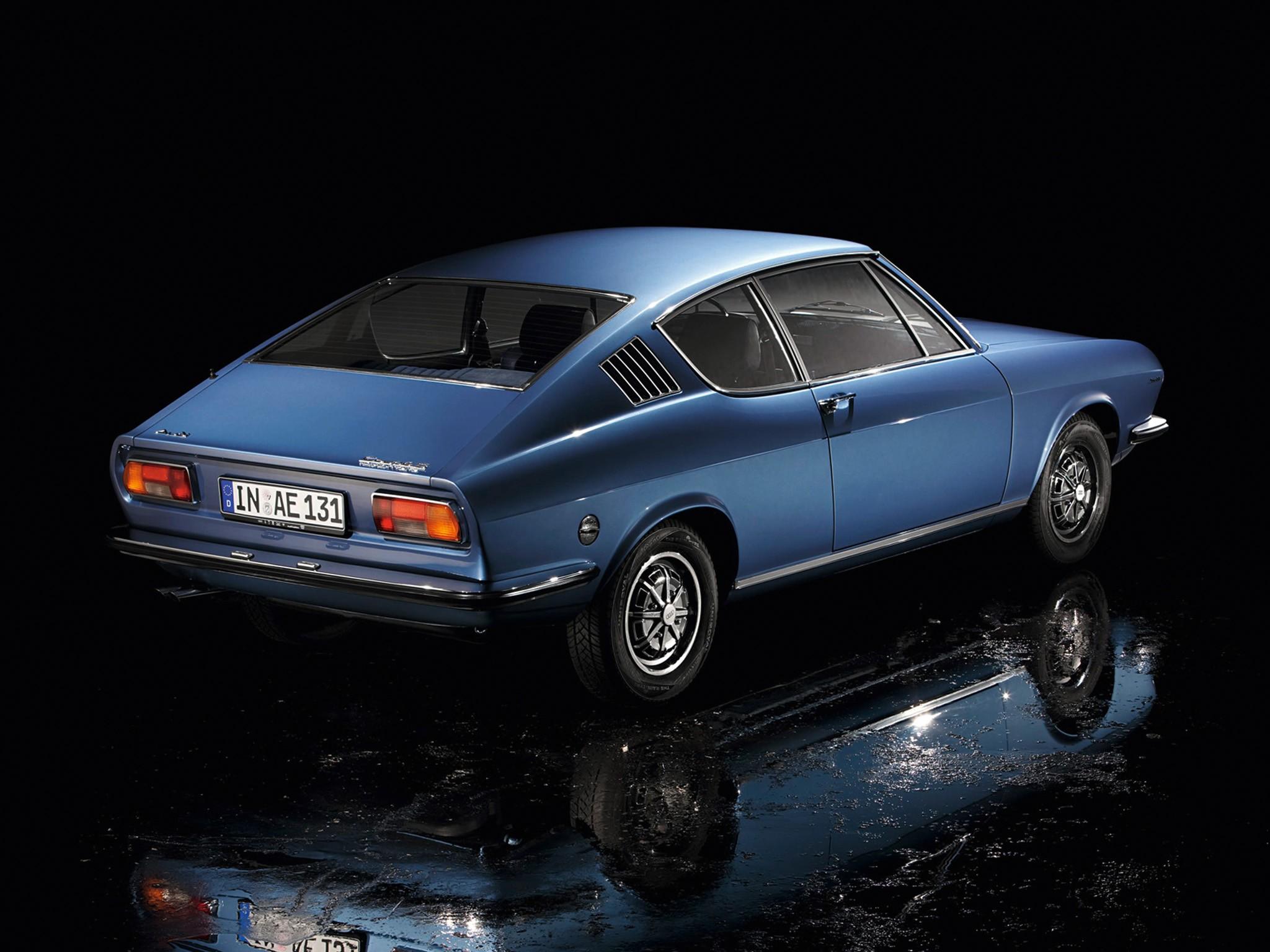 audi 100 coupe s 1970 1971 1972 1973 1974 1975 1976 autoevolution. Black Bedroom Furniture Sets. Home Design Ideas